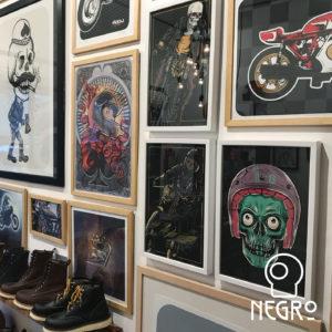 NEGRO - Art Gallery & Design Store - 16